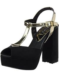CUPLÉ Tecnosuper, Zapatos con Tira Vertical para Mujer