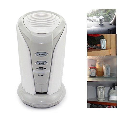 Itian Mini-Luft-Erfrischungsmittel Reinigungsapparat, Grüne Umweltschutz-Ozon-Erfrischungsmittel für Kühlraum-Schränke Badezimmer-Schrank-Kabinett