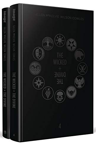 The Wicked + The Divine Deluxe Edition: Year Four (2 Volume Edition)