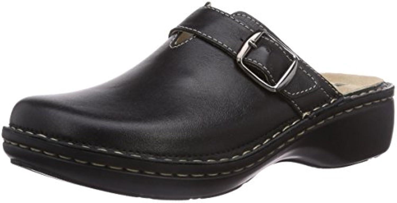 Rohde Mainz Damen Clogs 2018 Letztes Modell  Mode Schuhe Billig Online-Verkauf