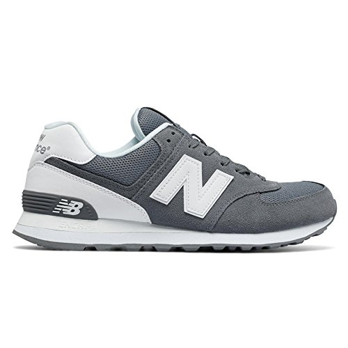 New Balance ML 574 CNC Schuhe grey-white - 44,5