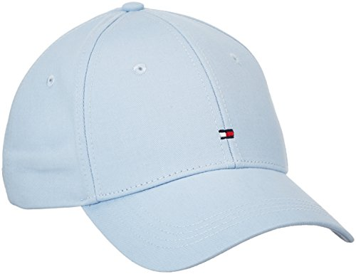 tommy-hilfiger-damen-baseball-classic-cap-blau-chambray-blue-412-one-size-herstellergrosse-os