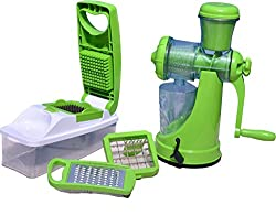 Juicer Combo with Veg Chopper with 2 Blades and Greater