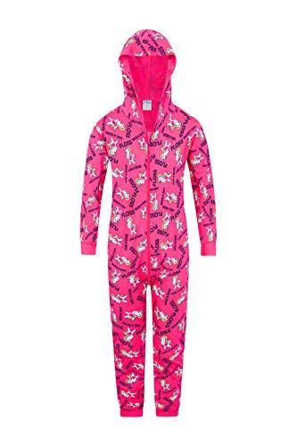 The Pyjama Factory - Pigiama Intero - Ragazza Rosa 13-14 Anni ae8374ad0eb