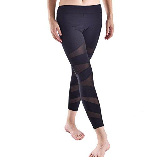 beepeak-damen-mesh-lang-lange-sports-trainiert-gym-yoga-workout-leggings-pants-small-schwarz-schwarz