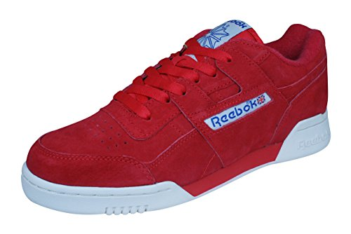 Reebok BD3383 Workout Plus Vintage Red Red