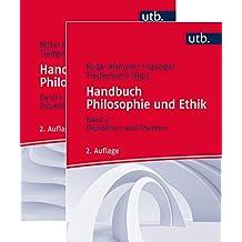 Kombipack Handbuch Philosophie und Ethik: Band 1: Didaktik und Methodik  Band 2: Disziplinen und Themen