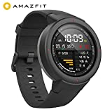 Amazfit Verge Smartwatch mit 1,3-Zoll-AMOLED-Display, Anrufe, Multisport-Modus, GPS Smart Watch Internationale Version