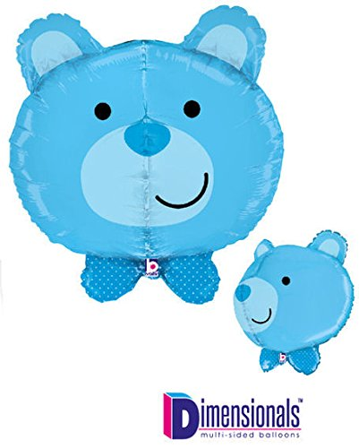 1-stuck-baby-bar-junge-3d-teddykopf-folienballon-shape-ca-69-cm-blau-ohne-lollipopr-gasfullung