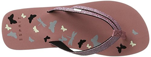 ESPRIT Diva Butterfly, Ciabatte Donna Rosa (Old Pink)