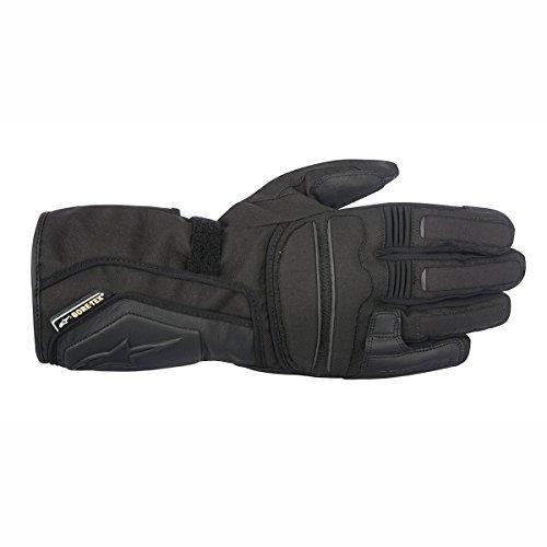 Alpinestars Stella Damen WR-V Gore-tex GTX Winter Motorrad Damen Handschuhe - Schwarz, Medium