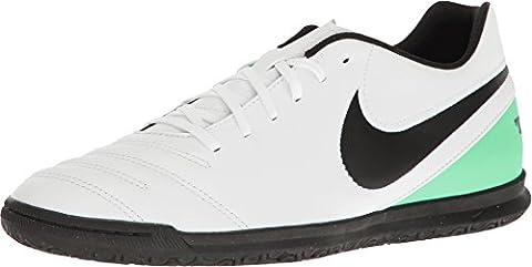 Nike , Chaussures pour homme spécial foot en salle blanc