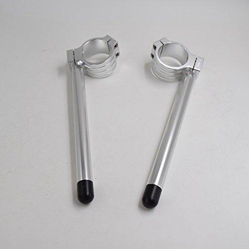 43mm motorcycle handle bar CNC Aluminum Fork Tube Clip-ons