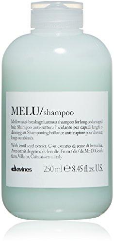 dav-eh-melu-shampoo