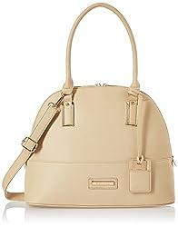 Stella Ricci Womens Handbag (Beige) (SR127HBEI)