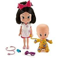 Mattel Cleo & Cuquin-Muñecos Vamos al médico Juguetes de la Familia ...