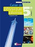 Physique Chimie 5e - Collection Regaud - Vento Manuel de l'élève - Edition 2016...