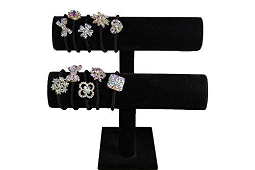 Fereti étoilé fiori cuori elastiche capelli gioielli di colori e modelli diversi con strass