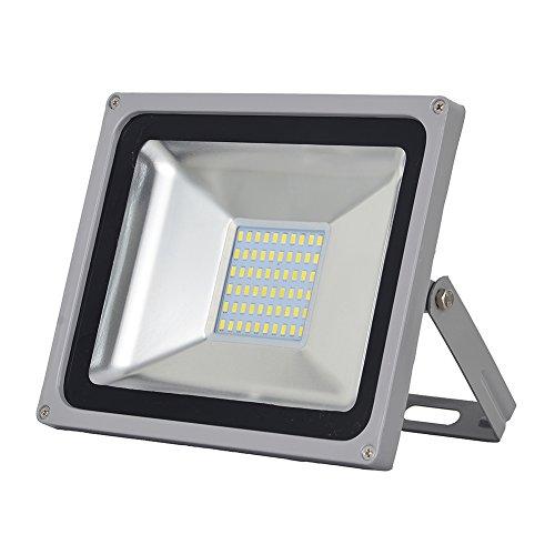 10W 20W 30W 50W 100W 150W 200W 300W Energy Saving Outdoor LED Flood di sicurezza della luce ha condotto il proiettore IP65 SMD caldo / freddo