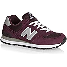 New Balance M W574, Baskets Basses Homme