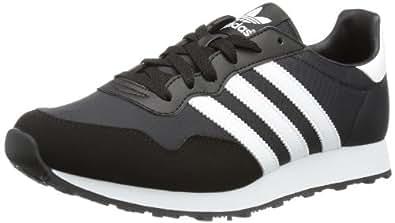 adidas Mens Ocis Runner Trainers Black Schwarz (Black 1