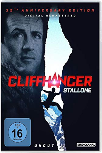 Cliffhanger (25th Anniversary Edition, Uncut, Digital Remastered)
