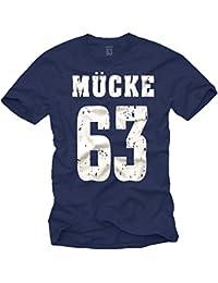MÜCKE 63 T-Shirt Größe S-XXXL