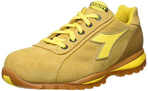 diadora-unisex-erwachsene-glove-ii-low-s1p-hro-sicherheitsschuhe-gelb-cammello-43-eu