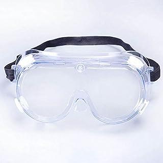 SNOWINSPRING Anti-Impact Anti-Chemikalien-Splash Schutzbrille Economy klar Objektiv Augenschutz Staub Labor Glaeser