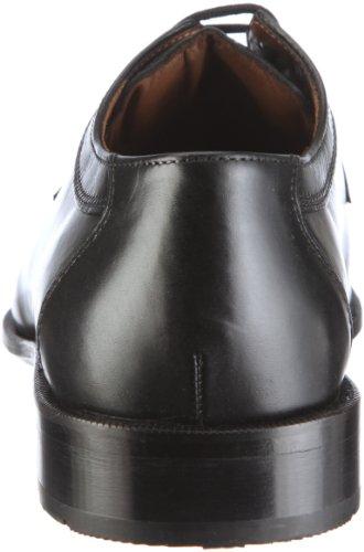 Manz Coll Ago G 134005, Classic Noir Chaussures À Lacets Pour Homme