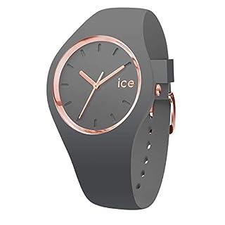 Ice-Watch - ICE glam colour Grey - Montre grise pour femme avec bracelet en silicone - 015336 (Medium) (B0797B8XQQ) | Amazon price tracker / tracking, Amazon price history charts, Amazon price watches, Amazon price drop alerts