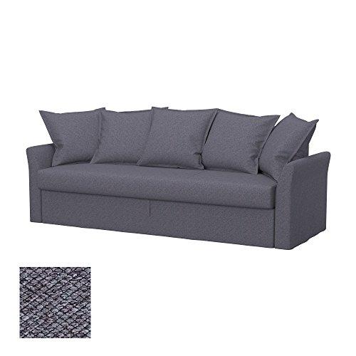 Soferia - IKEA HOLMSUND Funda para sofá Cama de 3 plazas, Nordic...