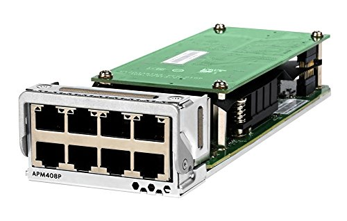 Netgear apm408p-10000s 8 x 100 m/1G/2.5G/5G/10gbase-t PoE + Port Card für M4300-96 x Av-pro-interconnects
