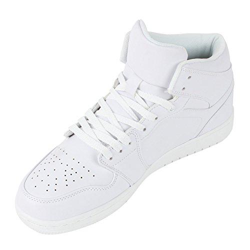 Japado , Sneakers Basses homme Blanc - Blanc