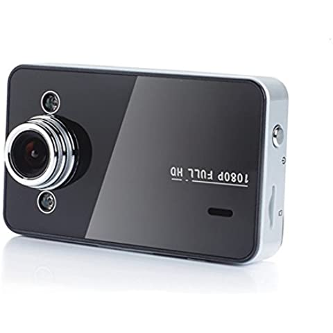 Li y Hola 1280 P HD DVR Portable con 6,35 cm pantalla TFT LCD de visión nocturna en coche accidente Video prueba