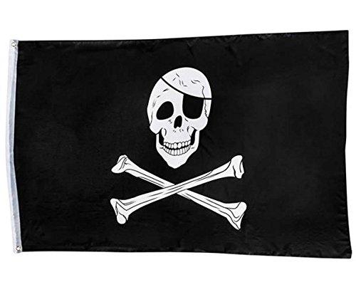 Piraten-Flagge