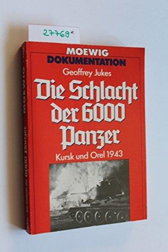 Die Schlacht der 6000 Panzer. Kursk und Orel 1943.