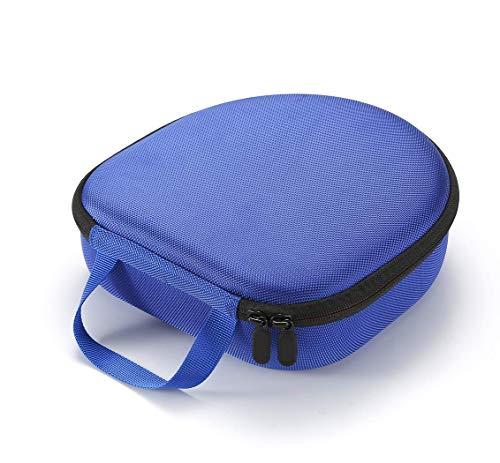 Étui Rigide pour Casque WH-CH700N à Annulation de Bruit sans Fil Sony, Sac de Transport - Bleu