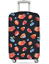 Maleta de fresas diseño LOQI Juicy Collection