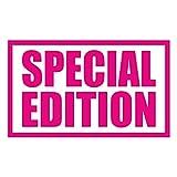 Aufkleber Wetterfest Auto Special Edition 10cm pink rosa girls frech witzig