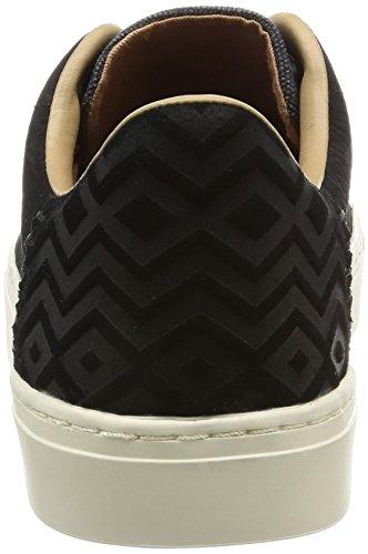 Lenox Schuh black nubuck Black
