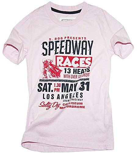 Salty Dog T-Shirt Speedwey (176, Rosa)