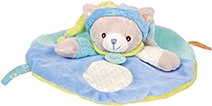 Baby Nat' Doudou Nino le Chat Bleu