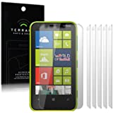 Nokia Lumia 620 Screen Protector Case / Guard / Film / Cover 6-in-1 Pack By Terrapin