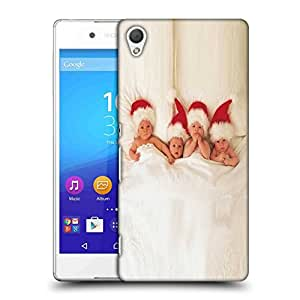 Snoogg Small Babies Designer Protective Back Case Cover For SONY Z4 COMPACT