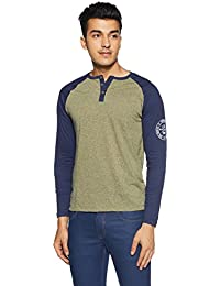 Symbol Men's Printed Regular Fit T-Shirt