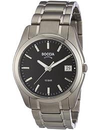 Boccia Herren-Armbanduhr Titan 3548-04