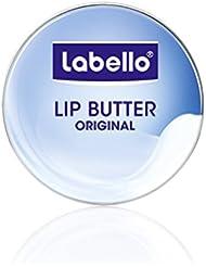 Labello Lippenpflege Lip Butter Original, 6er Pack (6 x 16,7 ml)