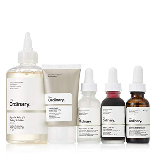 The Ordinary Get the Glow Set 5-teilig