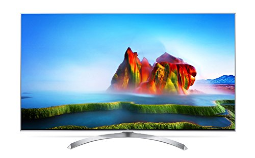 LG 55SJ8109 139 cm (55 Zoll) Fernseher (Super UHD, Triple Tuner, Active HDR mit Dolby Vision, Smart TV)